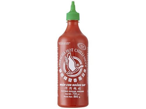 Sriracha Chilisauce - FLYING GOOSE - Thailand - 730ml