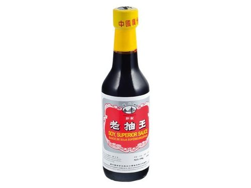 Dunkle Sojasauce Superior Soy - HAIYIN BRIDGE - China - 150ml