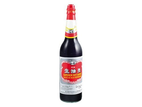 Helle Sojasauce Superior Soy - HAIYIN BRIDGE - China - 610ml