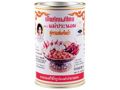 Chili in Öl für Tom Yum - MAEPRANOM - Thailand - 900g