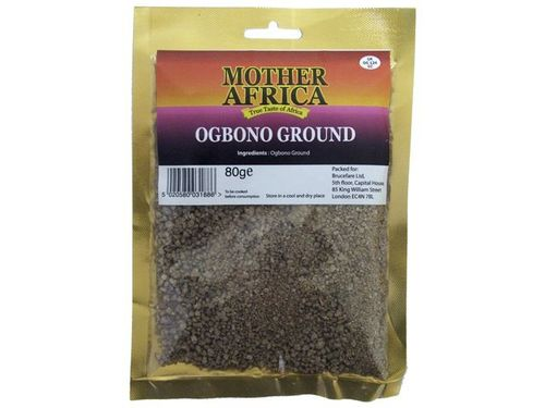 Ogbono gemahlen - MOTHER AFRIKA - UK - 80g