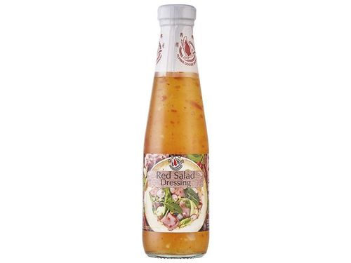 Salatdressing & roter Chili - FLYING GOOSE - Thailand - 295ml